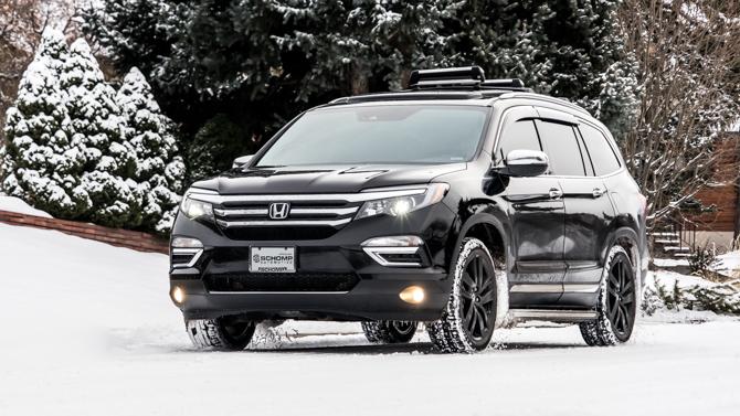 Honda Is U S News Best Suv Brand For 2017 Schomp Honda