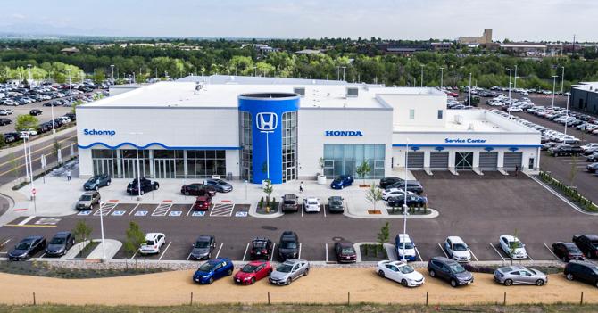 Ralph Schomp Honda >> Why Buy From Schomp Honda Schomp Honda