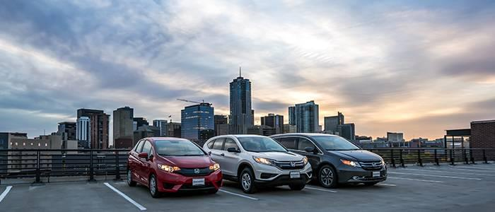 Special Offers on Remaining 2016 Hondas
