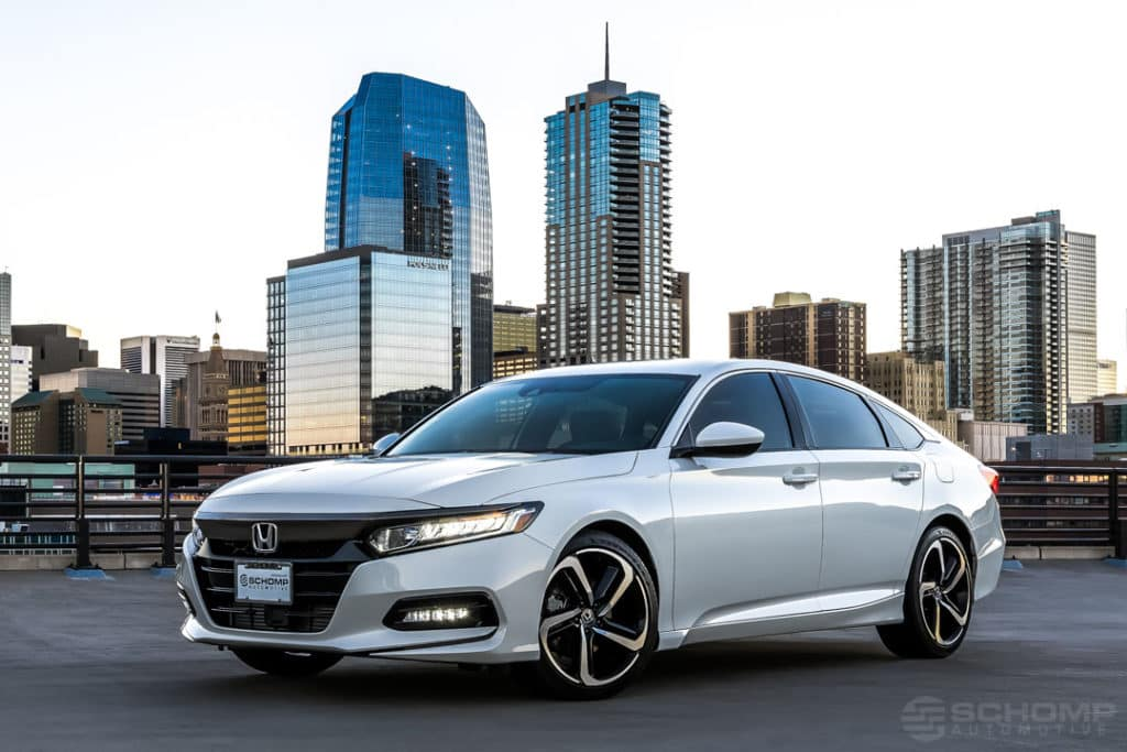 We Invite You To Come See Everything This Car Has Offer And Can Do Test Drive The Award Winning 2018 Honda Accord At Schomp In Highlands Ranch