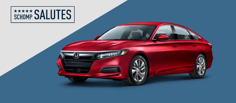 2018 Honda Accord LX Auto Sedan