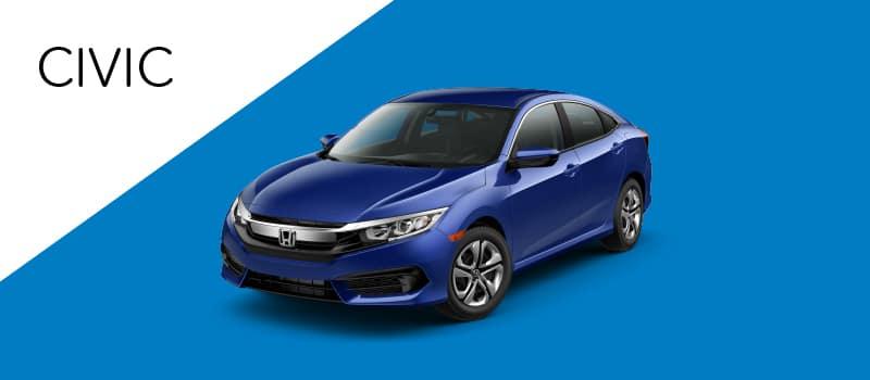 2018 Honda Civic LX Auto Sedan
