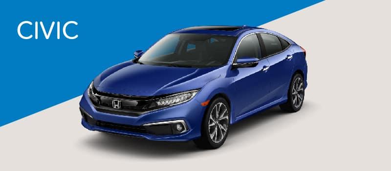 2019 Honda Civic LX Auto Sedan