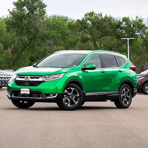 Green Wrap CR-V