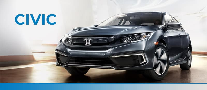2019 Honda Civic LX Auto Sedan