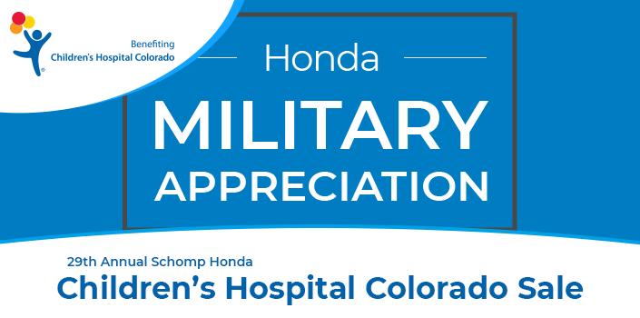 Honda Military Appreciation Program