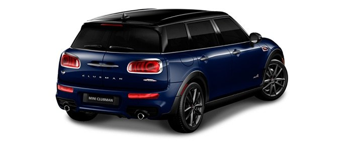 2017 JOHN COOPER WORKS CLUBMAN ALL4