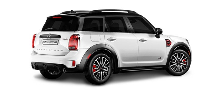2018 JOHN COOPER WORKS COUNTRYMAN All4