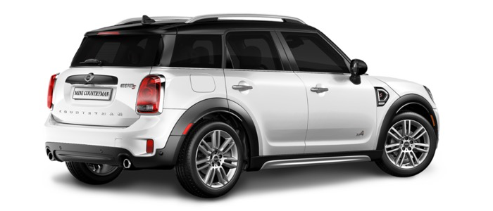2017 COOPER COUNTRYMAN S All4
