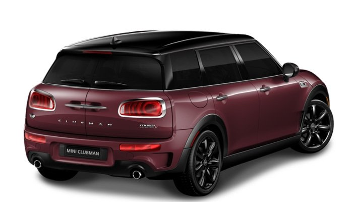 2017 COOPER S CLUBMAN ALL4