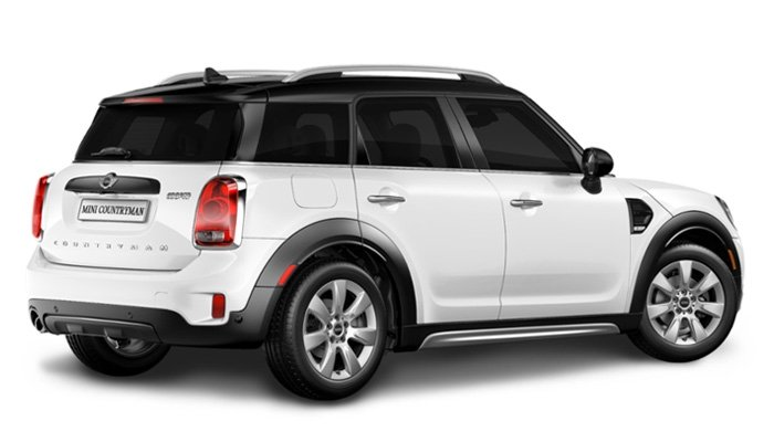2017 COOPER COUNTRYMAN All4