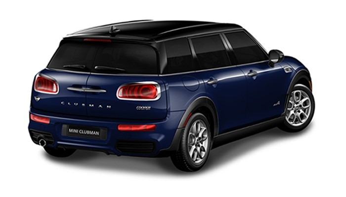 2017 COOPER CLUBMAN All4
