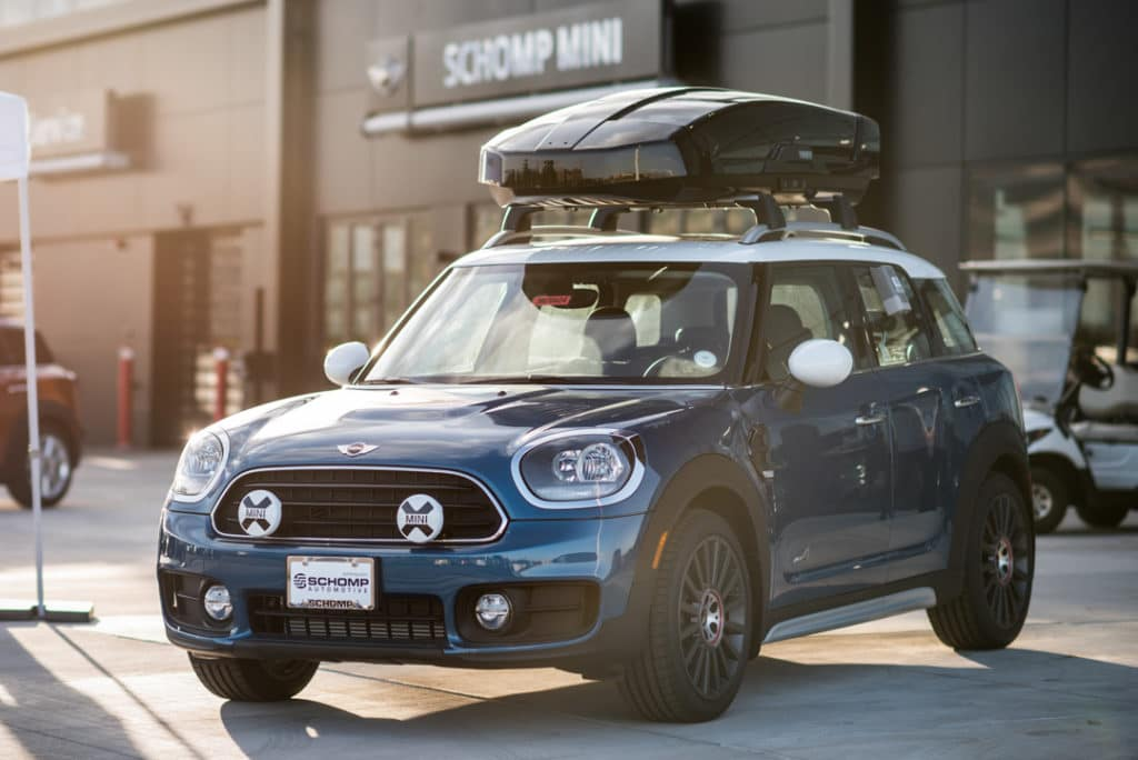 Mini Countryman Vs The Competition Schomp Mini