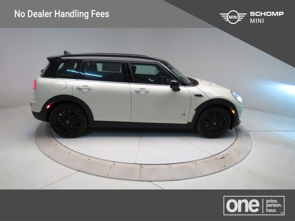2017 COOPER CLUBMAN ALL4 - LOADED & MANUAL