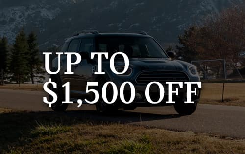 UP TO $1500 OFF SELECT 2020 MODELS