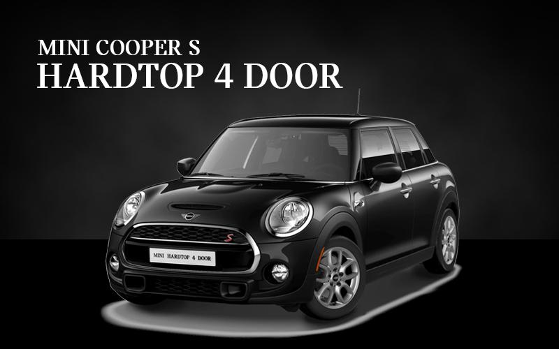 NEW 2020 MINI COOPER S HARDTOP 4 DOOR