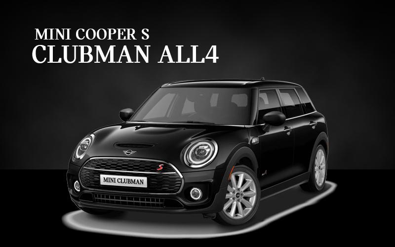 NEW 2020 MINI COOPER S CLUBMAN ALL4