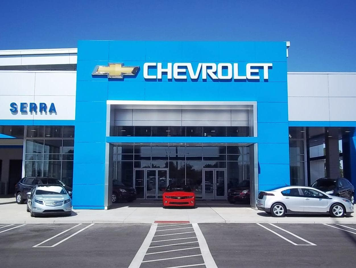 Serra Chevrolet Chevrolet Dealer In Bartlett Tn