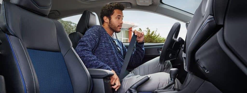 Corolla Seat Belt