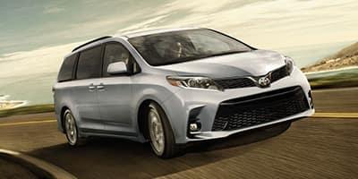 New 2017 Toyota Sienna for Sale Gardena CA