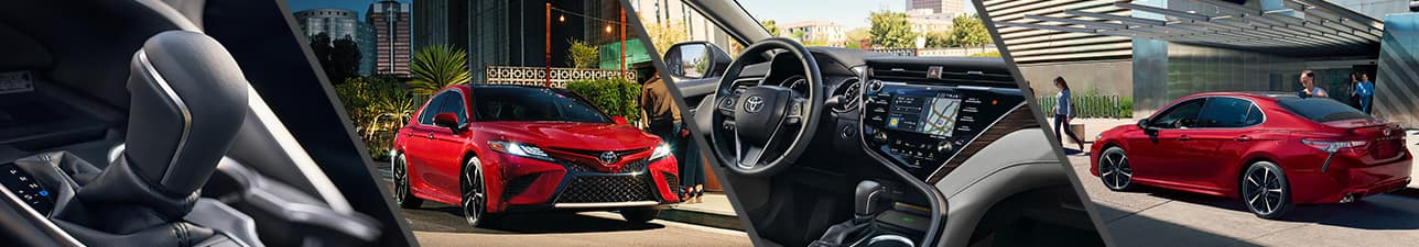 New 2018 Toyota Camry for sale in Gardena CA
