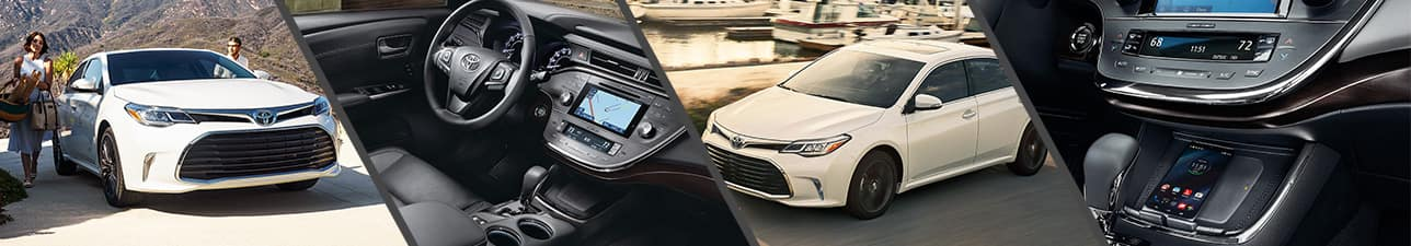 New 2018 Toyota Avalon for sale in Gardena CA
