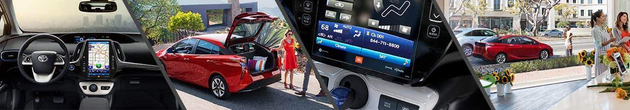 New 2018 Toyota Prius for sale in Gardena CA