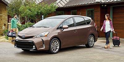 New 2017 Toyota Prius v for Sale Gardena CA