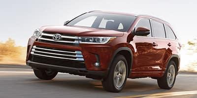 New 2018 Toyota Highlander for Sale Gardena CA