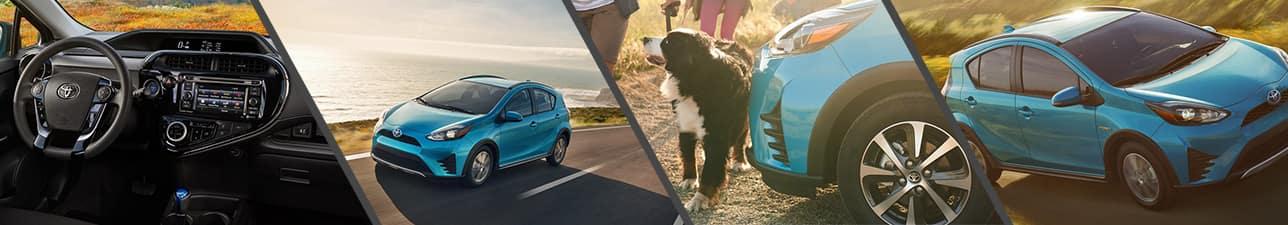 New 2018 Toyota Prius c for sale in Gardena CA