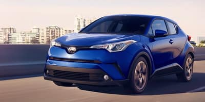 New 2018 Toyota C-HR for Sale Gardena CA