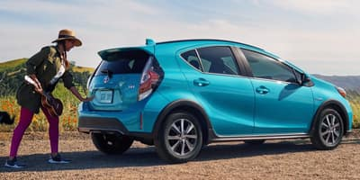 New 2017 Toyota Prius c for Sale Gardena CA