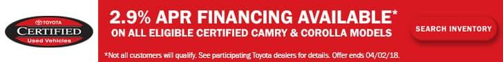 Camry-Corolla