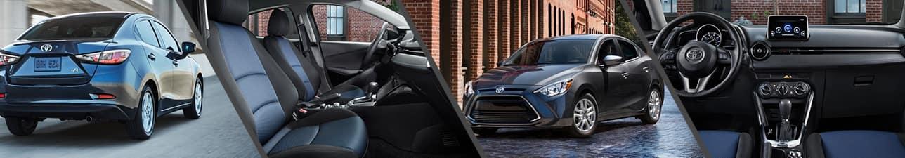 New 2018 Toyota Yaris iA for sale in Gardena CA