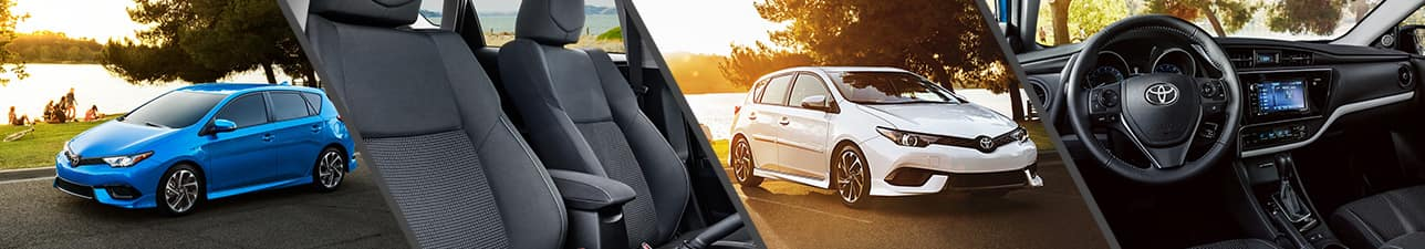 New 2018 Toyota Corolla iM for sale in Gardena CA