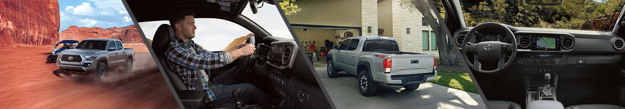 New 2019 Toyota Tacoma for sale in Gardena CA
