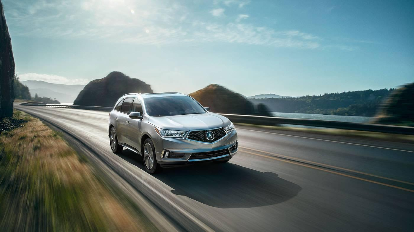 2017 Acura MDX Advanced Package