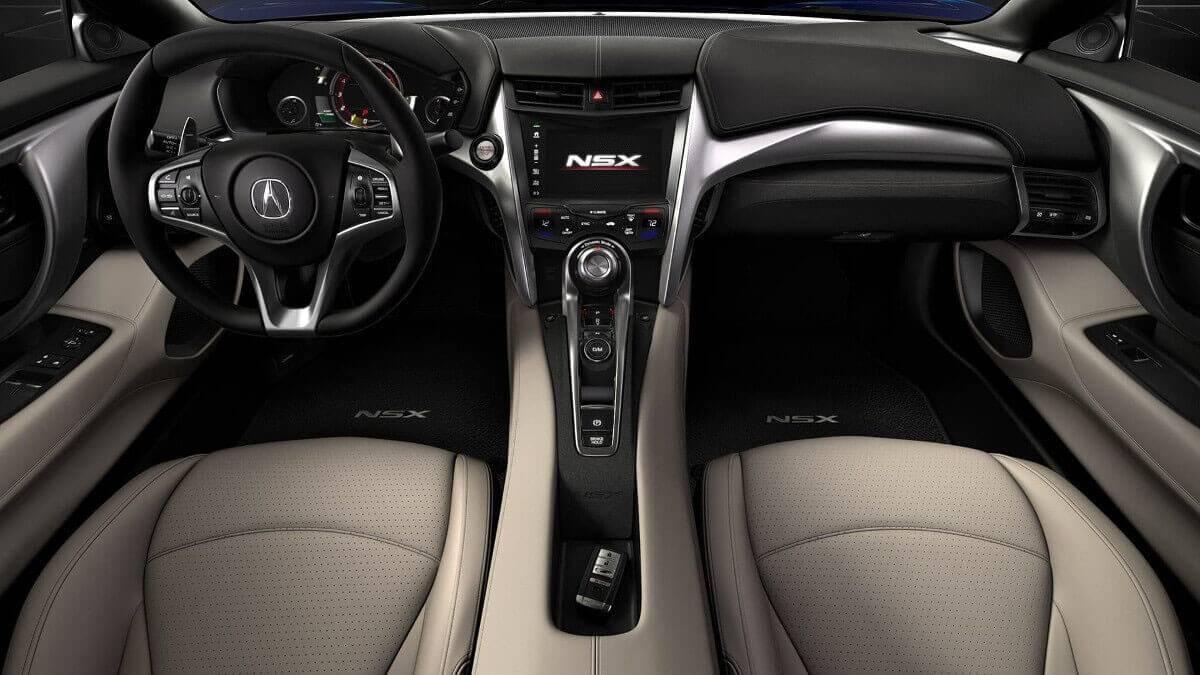 2017-Acura-NSX-interior
