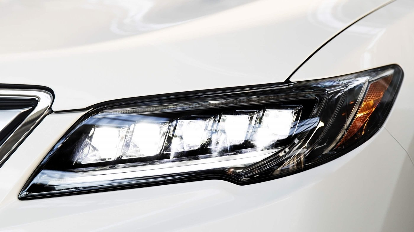 2018 Acura RDX Headlight