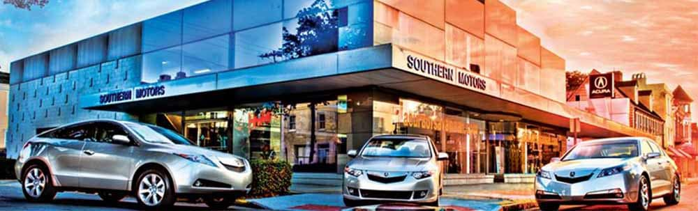 The History Of Southern Motors Acura Savannah Ga