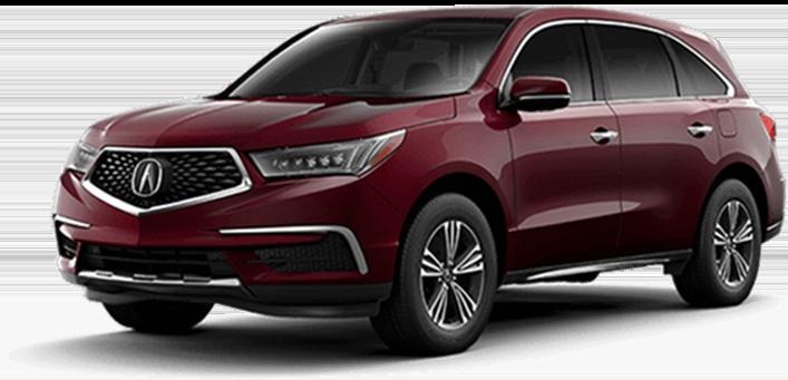 Acura RDX Vs Acura MDX Compare SUVs In Savannah - Acura mdx competitors