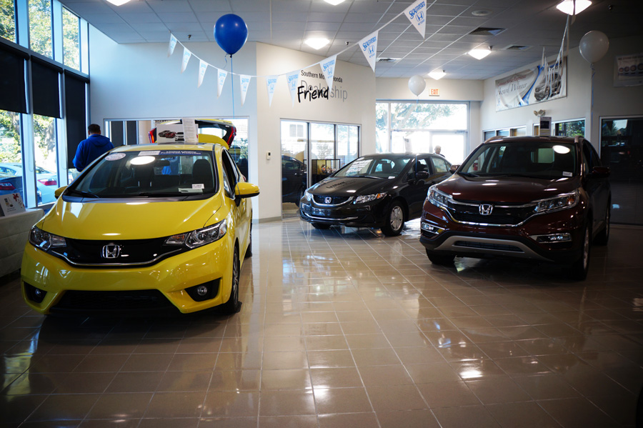 Honda and used car dealer near rincon southern motors honda Southern motors used cars