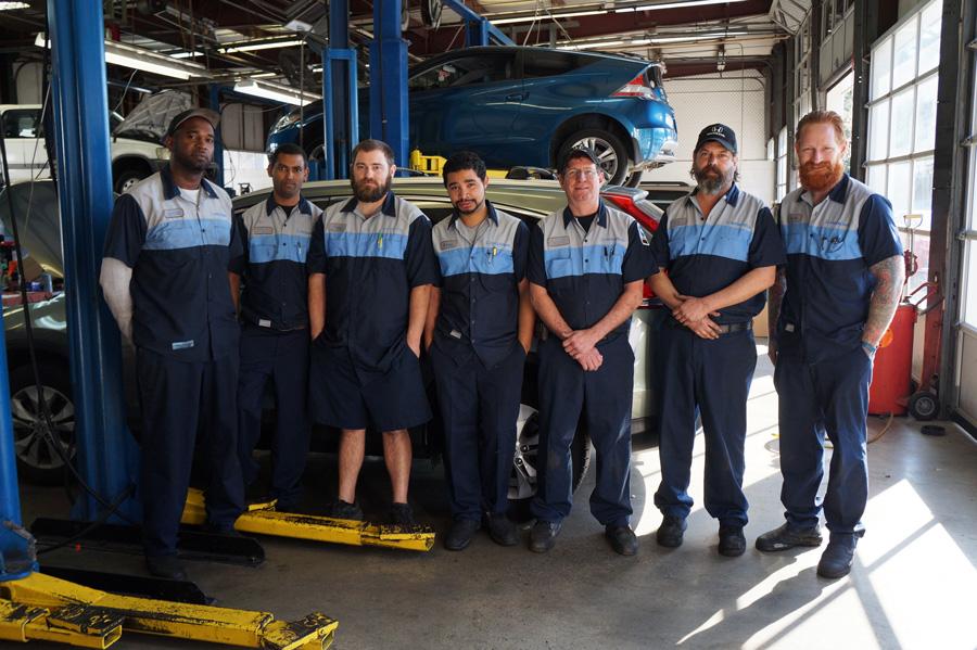 Honda Certified Technicians