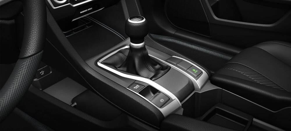 2017 Honda Civic LX Interior 3