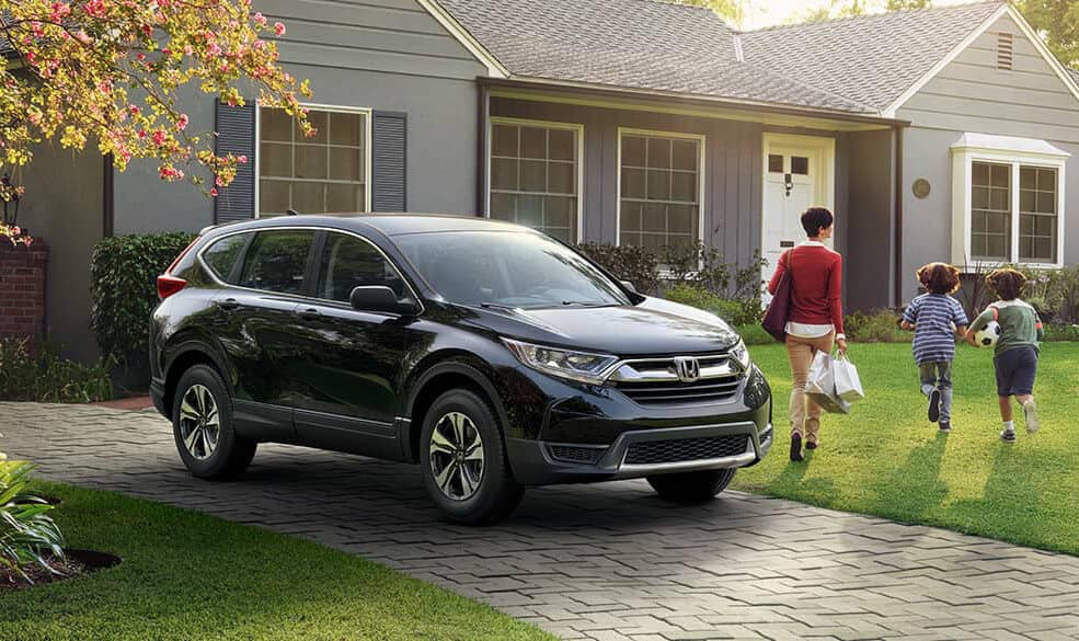 2017 Honda Cr V Vs 2018 Chevrolet Equinox Savannah Ga