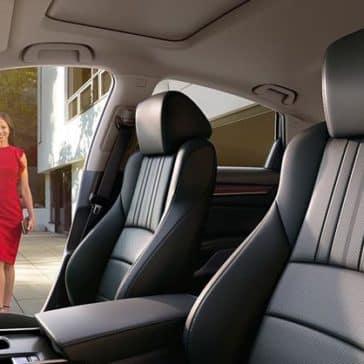 2018 Honda Accord Seats
