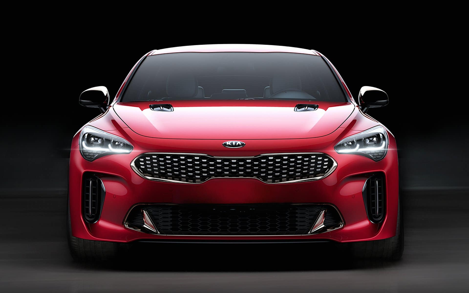 2018 KIA Stinger Best In Show