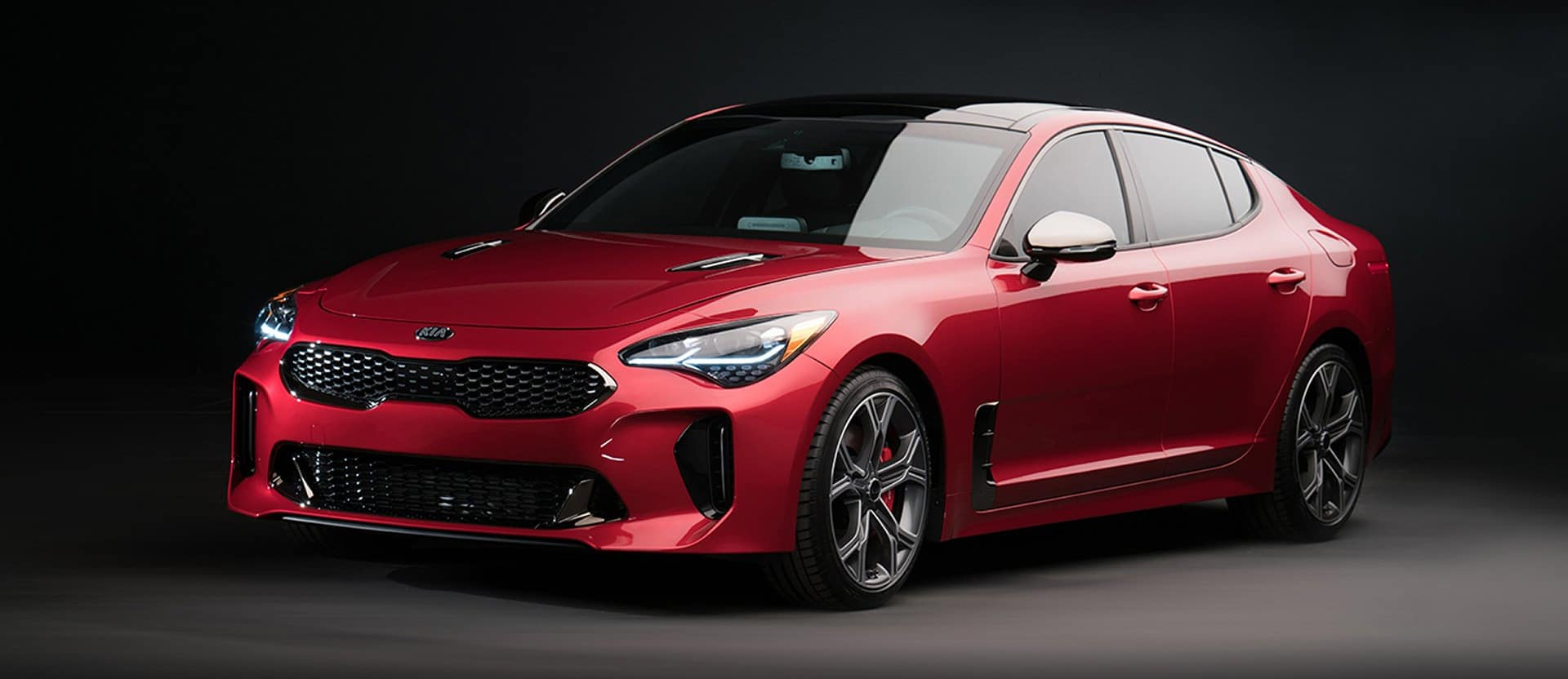 Shop 2018 KIA Stinger in Harrisonburg VA