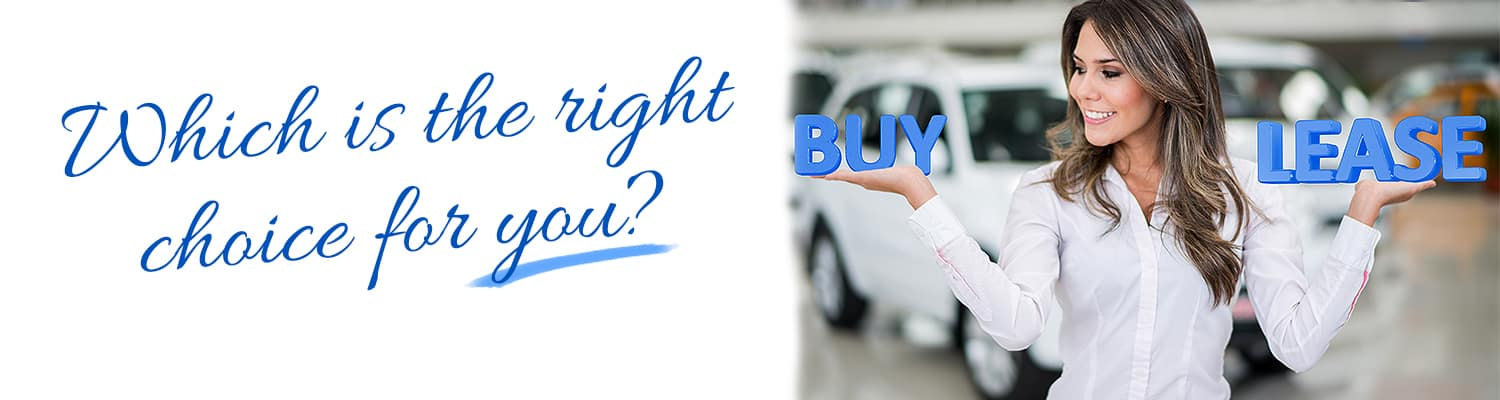 Should You Lease Or Buy Your Vehicle?