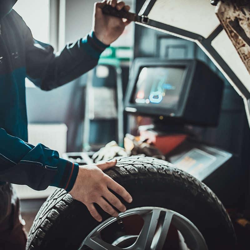 Tire Alignment Service in Harrisonburg, PA